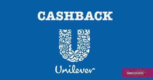 Cashback Unilever