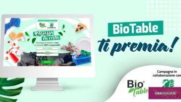 Concorso Biotable