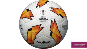 Concorso Kia: vinci palloni ufficiali Molten UEFA Europa League 2020
