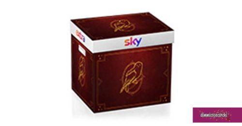 "Concorso Sky ""Harry Potter Gift Box"""