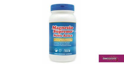Magnesio Supremo Notte Relax