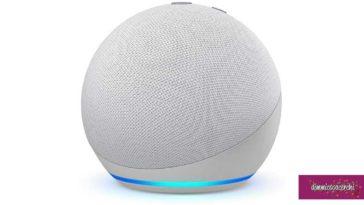 Nuovo Echo Dot