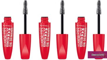 Rimmel London Mascara ScandalEyes