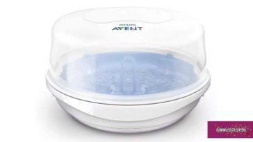 Sterilizzatore per forno a microonde Philips AVENT: diventa tester