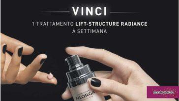 Filorga ti regala la novità Lift-structure radiance