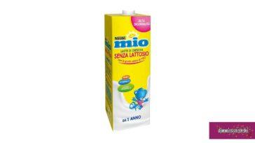 latte crescita MIO senza lattosio