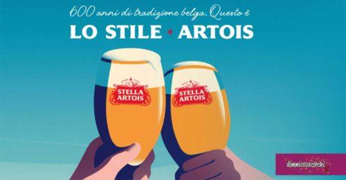 Stella Artois ti regala il bicchiere