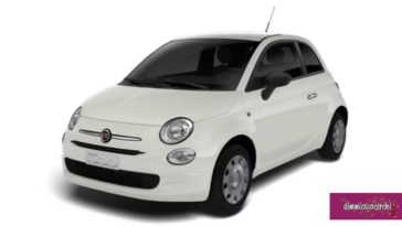 vinci FIAT 500 Hybrid CULT