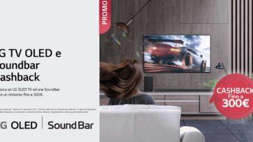 Cashback LG Tv Soundbar