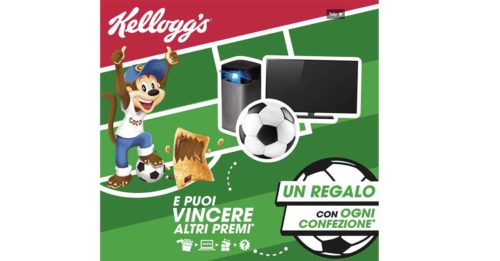 Concorso Kellogg's Football 2021