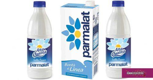 """Concorso Parmalat """"Strappa e vinci"""""""