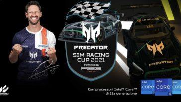 """Concorso """"Predator Sim Racing Cup"""
