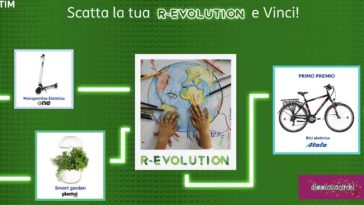 "Concorso ""TIM PARTY R-evolution"
