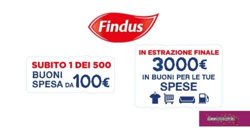 """Findus """"Surgela le tue spese"""
