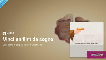 LiveFAST – dreamFAST: vinci Gift Card CHILI