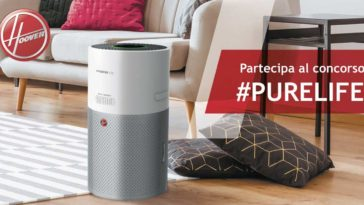 Mediaworld: vinci purificatore d'aria H-Purifier 300