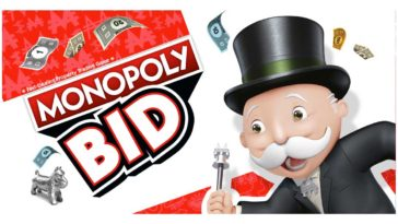Monopoly Bid: diventa tester