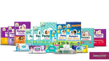 "Pampers ""Step by Step"""