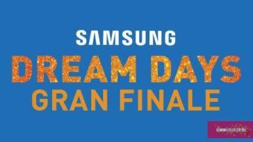 Samsung dream days Unieuro