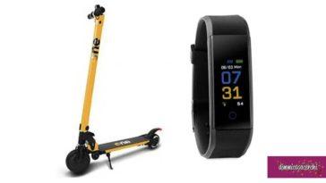 Staedtler: vinci smartwatch e monopattini
