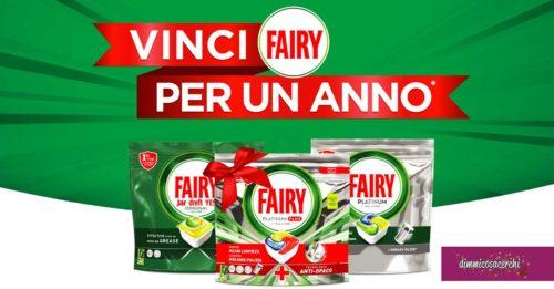 Vinci Fairy per un anno