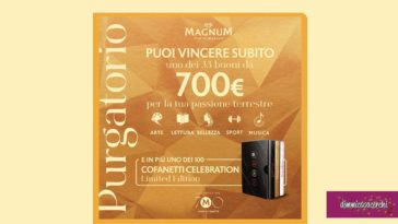 Vinci con Magnum Dante Celebration