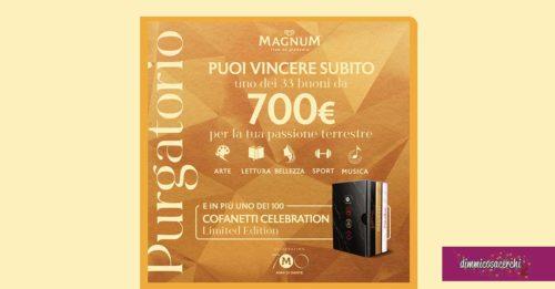Vinci con Magnum Dante Celebration