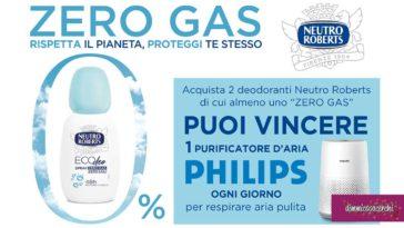 """Concorso """"Zero gas rispetta il pianeta, proteggi te stesso"""
