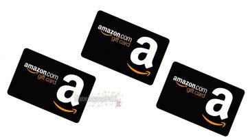 Amazon: 5€ di sconto su 3 ordini