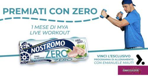 """Concorso Nostromo """"Premiati con Zero"""