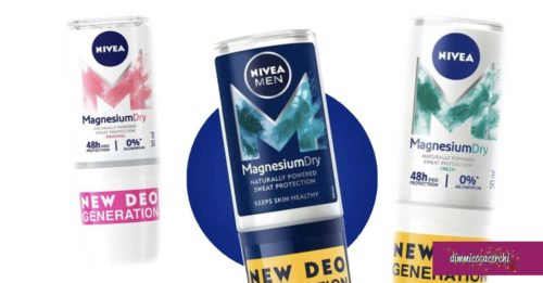 Deodoranti NIVEA Deo MagnesiumDry