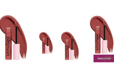Diventa tester rossetti Nyx Lip Lingerie XXL