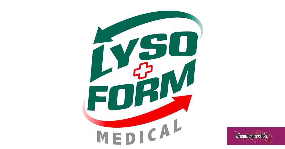 "Lysoform ""provalo gratis"""