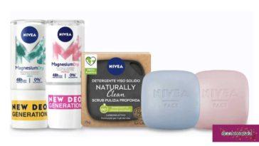 NIVEA Naturally Clean: diventa tester