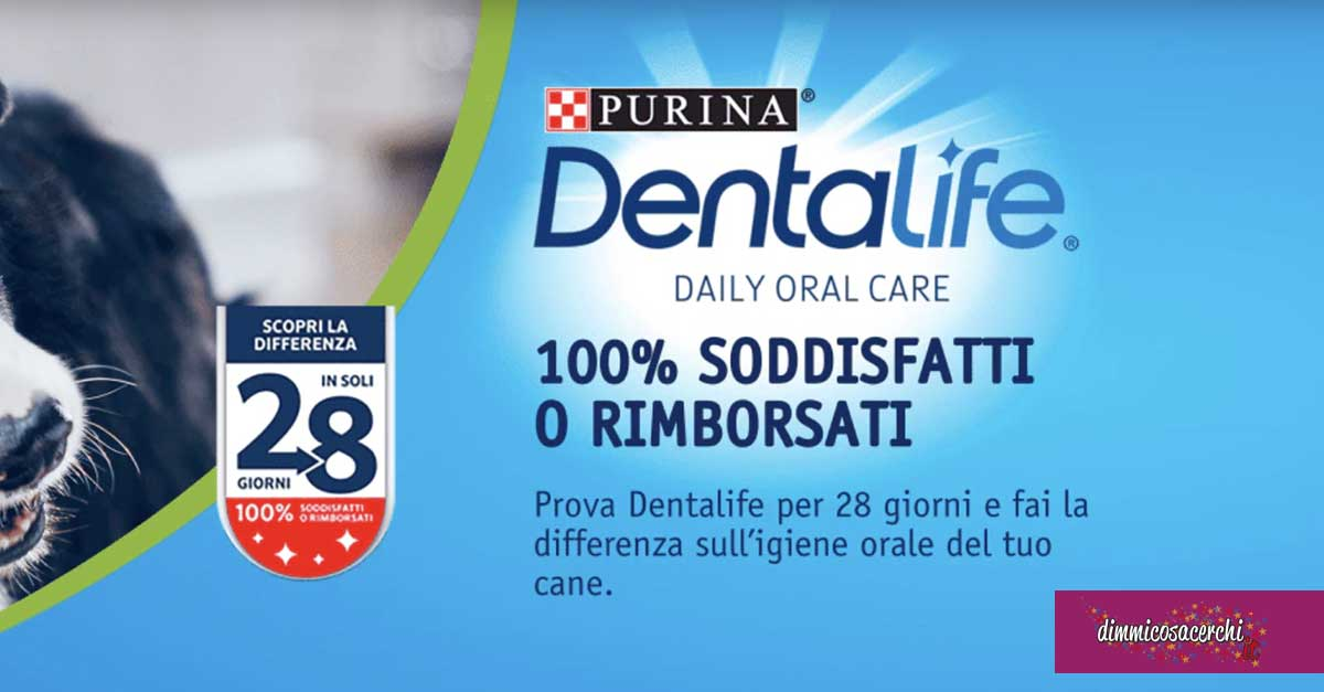 Soddisfatti o Rimborsati Dentalife