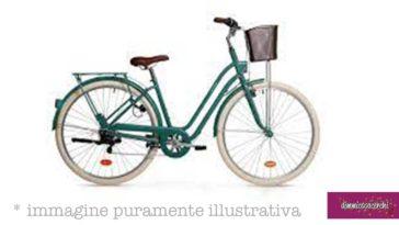 Vinci city bike con Florena