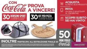 Vinci con Coca-Cola e Multicedi