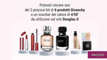 concorso Givenchy
