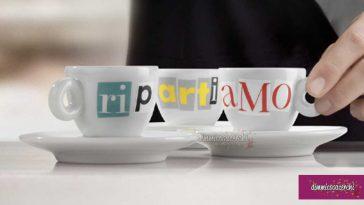 """Illy """"Ripartiamo"""": caffè omaggio nei bar"""