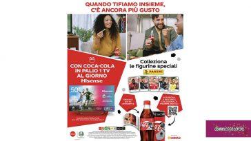 Concorso Coca-Cola da Conad