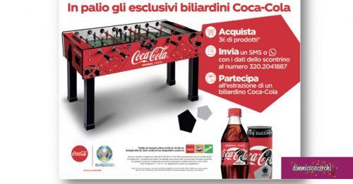 Concorso Coca-Cola e Megamark