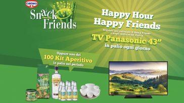 Concorso «Happy hour happy friends