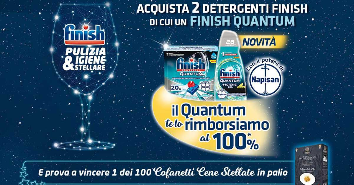 "Finish ""Pulizia & Igiene stellare"