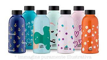 Kelloggs: vinci bottiglie MAMA WATA
