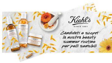 Kiehl's: diventa tester prodotti calendula