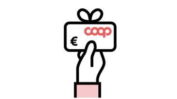 Vinci gratis 100 buoni spesa Coop