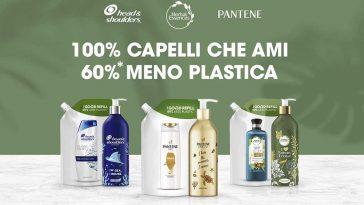 shampoo bottiglia alluminio