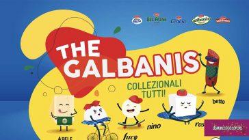 """The Galbanis"""""""