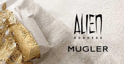 Campione omaggio Alien Goddess Mugler