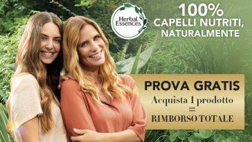 Cashback Herbal Essence
